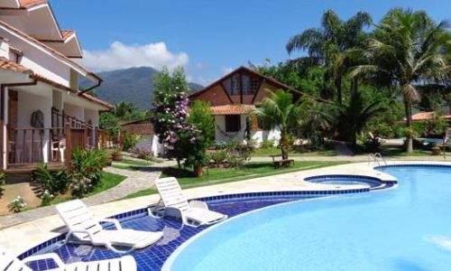 Melhores Hotéis e Pousadas em Paraty - Chalé Recanto da Praia 2