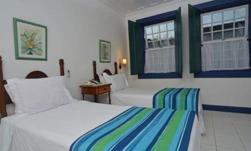 Melhores Hotéis e Pousadas em Paraty - Pousada Porto Imperial 1