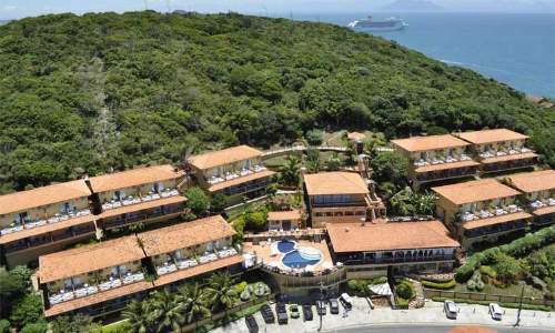 Rio Búzios beach hotel