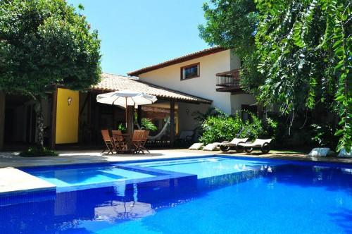 Melhores Pousadas em Itacaré  - Pousada Villa Bella