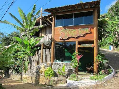 Melhores Pousadas em Itacaré  - pousada tanara
