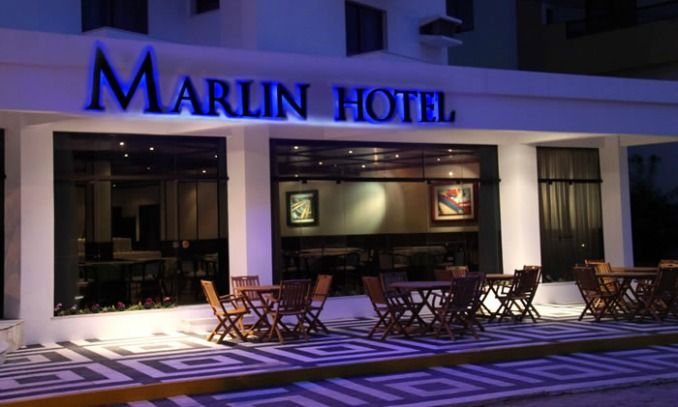 Marlin Hotel - Copia