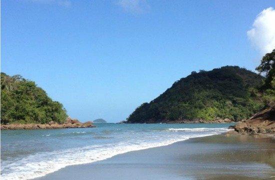 Melhores Praias em Ubatuba - praia ubatumirim