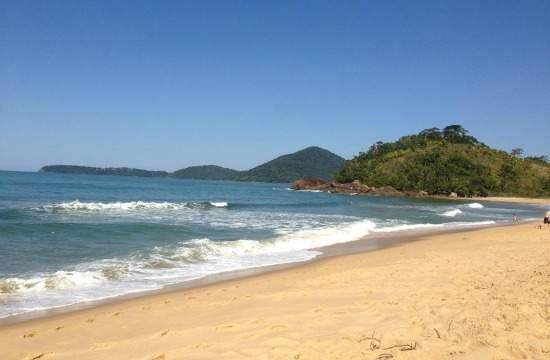 Melhores Praias em Ubatuba - vermelha do norte