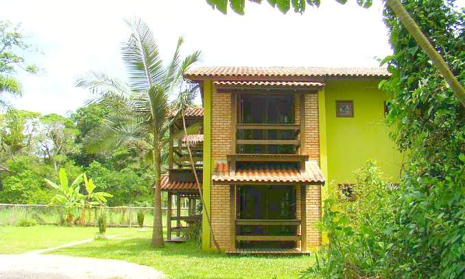 Pacha Mama Village Pousada - Copia