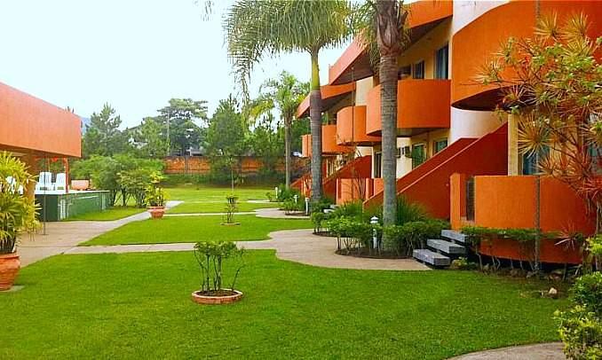 Paradise Holiday Resort em Bombinhas - Copia
