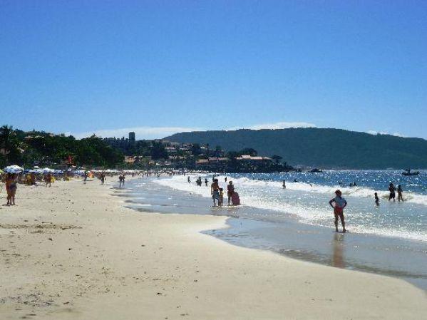Praia de Bombinhas, Bombinhas, Santa Catarina