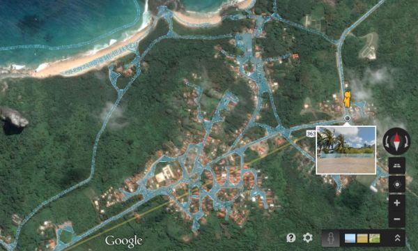 Google Street View noronha - 02