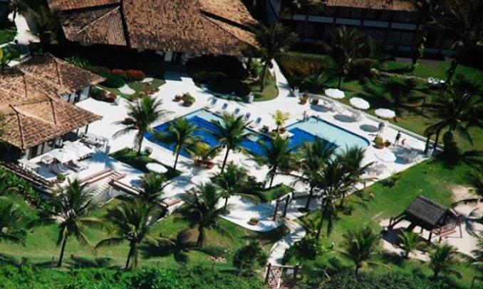 Hotel Praia do Sol - Ilheus - Bahia - 01
