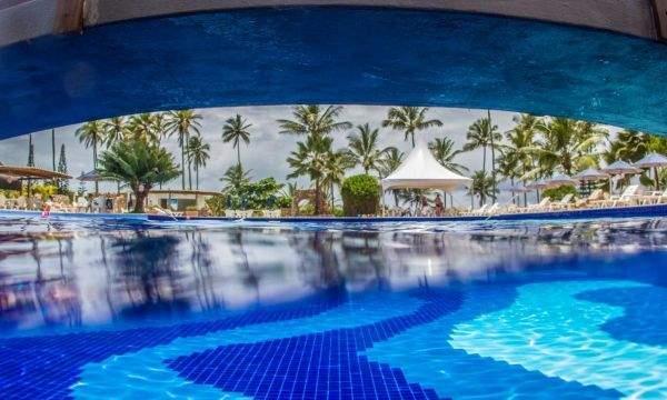 casamento jardim atlantico ilheus:Jardim Atlântico Beach Resort também oferece salão de eventos