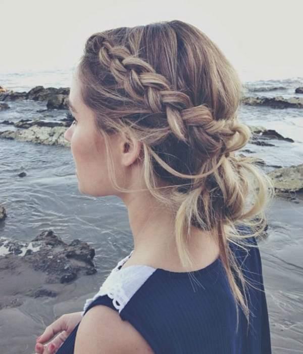 Cabelos de praia:Penteados para usar na praia 05