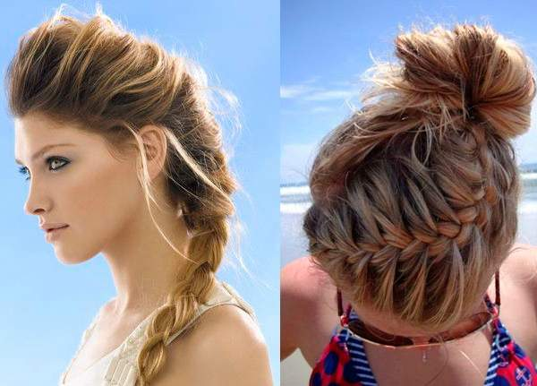 Cabelos de praia:Penteados para usar na praia 03